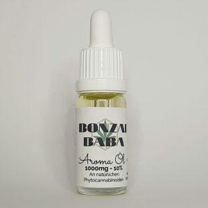 Aroma Öl – 10ml 1000mg CBD