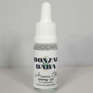 Aroma Öl – 10ml 500mg CBD