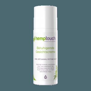 Hemptouch Beruhigende Gesichtscreme (50g)